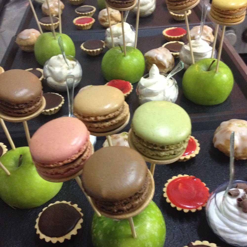 Dessert Restaurant Le Boudoir - Saint-Quentin