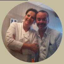 Stéphanie et Sébastien Diez-Pomares - Restaurant Le Boudoir - Saint-Quentin